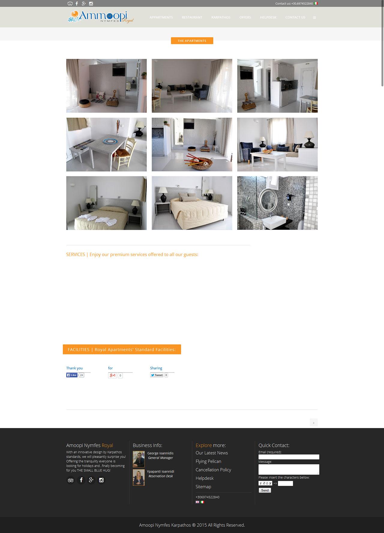 Royal-Karpathos.gr u2013 Simple Top