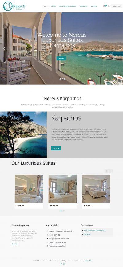 karpathos-nereus.com home