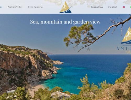 Karpathos-Villas.gr – AntikriVillas.gr